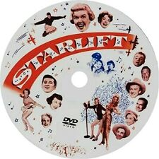 Starlift DVD Doris Day Gordon MacRae Dick Wesson Rare 1951
