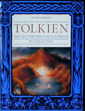 Tolkien: The Illustrated Encyclopaedia by David Day - HARDBACK BOOK