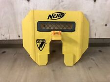 NERF N strike Elite - STAMPEDE SHIELD protection blaster gun war - clips VGC