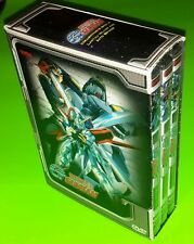 Mobile Fighter Gundam Collectors DVD Box Set 4 ROUND 10 11 12 FREE SHIPPING!