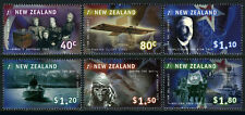 New Zealand 1622-1627, MNH. Millennium. Airplane,Jet boat,Mt.Everest, 1999