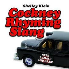 Cockney Rhyming Slang by Shelley Klein (Hardback) New Book