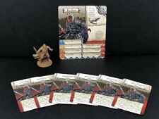 Zombicide Black Plague - Kickstarter Exclusive Survivors - Evil Troy