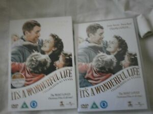It's A Wonderful Life (DVD, 2012) new and sealed