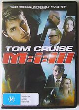 MISSION IMPOSSIBLE 3 (2006) DVD MOVIE Tom Cruise, Michelle Monaghan, Ving Rhames