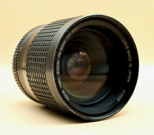 HOYA HMC 28-85mm F4 Constant Aperture Zoom Lens for M42 fit with caps