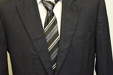 MS653 MENS  BROOKS BROTHERS BLUE CHECK SUIT JACKET BLAZER CHEST 40
