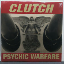 CLUTCH 'Psychic Warfare' Gatefold Vinyl LP NEW/SEALED
