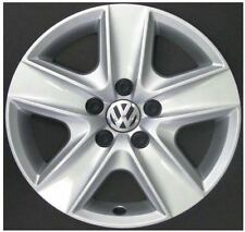 """4 ENJOLIVEURS DE ROUES POUR VW VOLKSWAGEN POLO 2008 > 16"""" 488"""