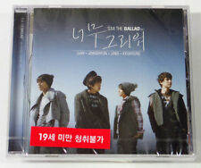 Super Junior, SHINee - SM The Ballad Vol. 1 [CD+Photo Booklet+Photocard]
