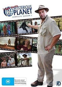 Leigh Hart's Mysterious Planet : Season 1 (DVD, 2011, 2-Disc Set) New! Region 0