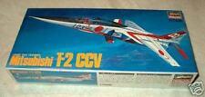 Hasegawa 1/72 Mitsubishi T-2 CCV Testbed Jet Model Kit