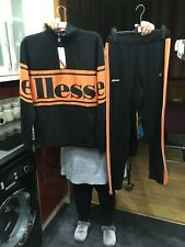 mens ellesse tracksuit size medium