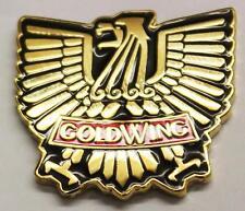 Honda Goldwing gran logotipo de Eagle Insignia pin de Coleccionistas de Esmalte de Motocicleta