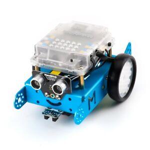 New Makeblock DIY Mechanical Building Blocks mBot v1.1 Bluetooth Version (Blue)