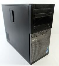 Dell Optiplex 990 Desktop PC, Intel i5 2400 Quad Core, Win 7, Office(250GB, 4GB)