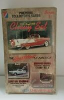 Chevy  Series 1 Collectible Trading Card Pack Unopened Box