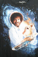 T-Shirt Mens 3XL XXL Bob Ross Painting