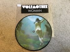 "Wolfmother Woman 7"" Import white stripes black keys queens of the Stone age"