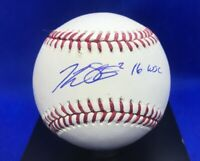 Harry Caray Chicago Cubs Autographed Baseball Jsa