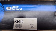 BRAND NEW BENDIX GLOBAL REAR BRAKE SHOES RS446 / 446 FITS VEHICLES ON CHART