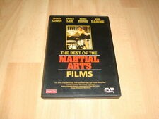 THE BEST OF THE MARTIAL ARTS FILMS DOCUMENTAL DE ARTES MARCIALES DVD BUEN ESTADO