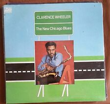 Clarence Wheeler - The New Chicago Blues - NEW LP Vinyl Record SEALED