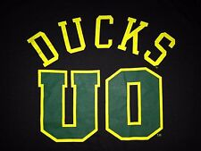 NEW WITH TAGS OREGON DUCKS BLACK T SHIRT LARGE