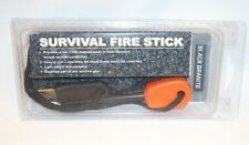 Stansport Survival Fire Stick Steel Flint w/Lanyard Camping Emergency Gear