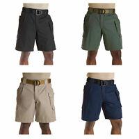 "5.11 Tactical 9"" Men's Shorts, Active Waistband Cotton, Style 73285, Waist 28-44"