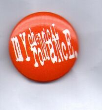 MY CHEMICAL ROMANCE - THE BLACK PARADE  BUTTON BADGE - AMERICAN ROCK BAND 25mm