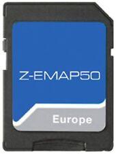 Zenec z-emap50 z-exx50 16GB MicroSD tarjeta con eu-karte 47 países