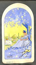 """ART DECO """" BOITE DRAGEES BOISLIVEAU LA ROCHE-SUR-YON """" DESSIN ANDRE PECOUD 1925"""