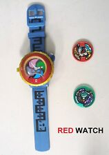 Red (Type Zero) Yo-Kai Watch (Original Japanese version) with free 2 medals