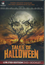 TALES OF HALLOWEEN + BOOKlET DI Axelle Carolyn - DVD NUOVO