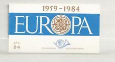 1984 MNH Greece, europa booklet, postfris