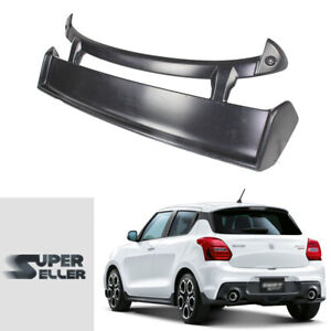Fit For Suzuki Swift Hatchback 4th ZC33S M-Look Rear Roof Spoiler 18-ON Painted