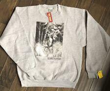 Vintage Ducks Unlimited Pullover Sweatshirt Marathon Apparel Sz XL NWT Big Buck