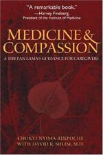Medicine and Compassion: A Tibetan Lama's Guidance for Caregivers, Chokyi Nyima