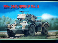 STAGHOUND MK.II - SUPPORT VEHICLE, RPM 72310, SCALE 1/72