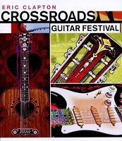 "ERIC CLAPTON ""CROSSROADS GUITAR FESTIVAL 2004""2 DVD NEU"