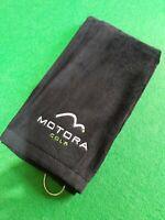 "6 x NEW 100% cotton Motora Golf  Towel ideal golf society's 23"" X16"" joblot"