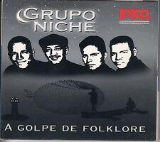 Grupo Niche A Golpe De Folklore CD No Plastic Seal