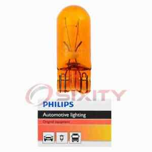 Philips Instrument Panel Light Bulb for Renault LeCar 1980 Electrical bs