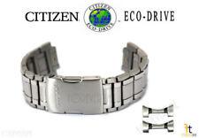Citizen Eco-Drive AT4010-50E Silver-Tone Titanium Watch Band AT4010-50F