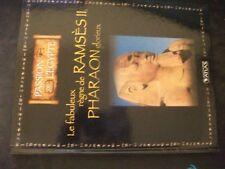 **f Passion de L'Egypte - La fabuleux règne de Ramsès II Pharaon glorieux