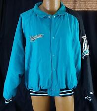 1993 #34 Bryan Harvey Florida Marlins XL Starter Jacket w/Inaugural Season Patch