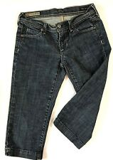 Citizens of Humanity COH Women's Cropped Jeans Sz 25 Bardot Capri 259 Skinny