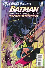 Batman: The Secret City #1 - 100 Page Special - 2012 (Grade 9.2+) WH