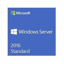 Microsoft Windows Server 2016 Standard 16 Core Volumenlizenz für TS